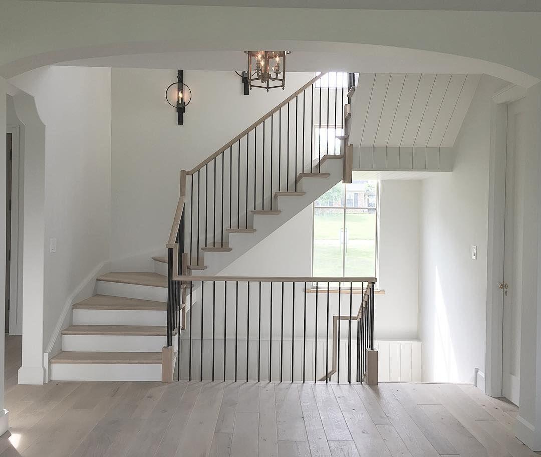 Отделка лестницы деревом ОЛД17