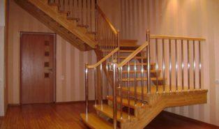 Лестница, лиственница ЛЛ19
