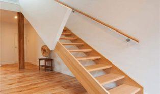 Лестница из бука ЛБ2