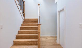 Прямая лестница, из массива ЛП25