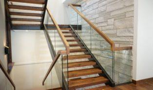 Дуб, лестница ЛД4