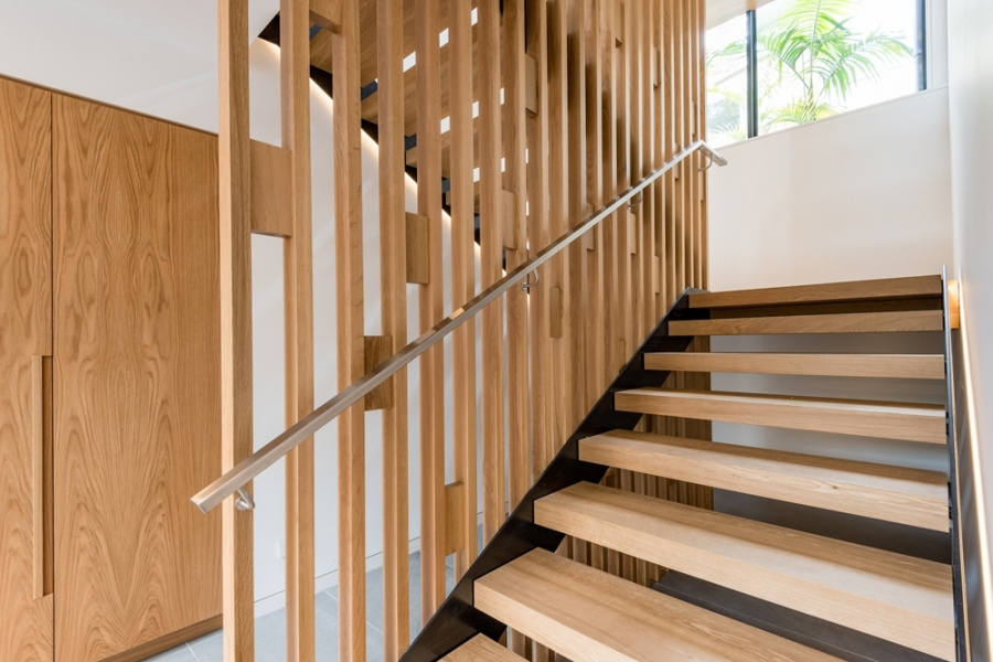Прямая лестница, дерева ЛП5