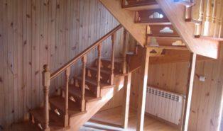 Лестница, лиственница ЛЛ7